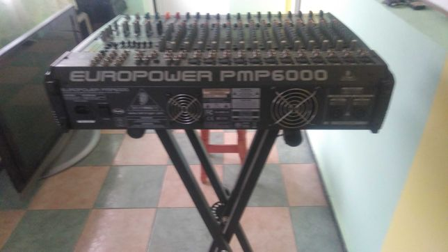 vand mixer amplificat behringer pmp 6000 dinacord ev fbt