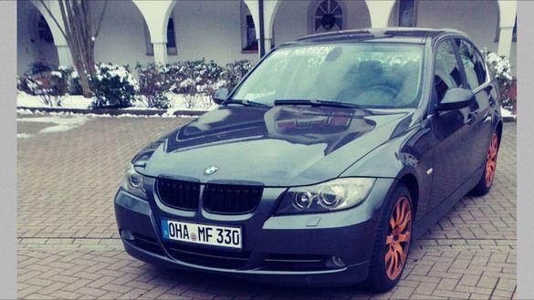 BMW 330d e90 *Navi* *Xenon* на части!!
