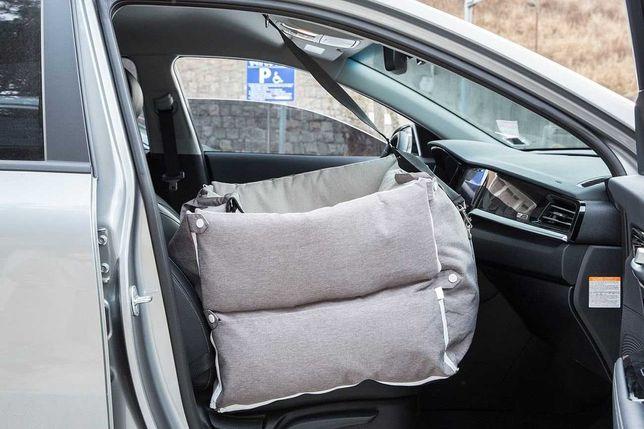 Scaun auto premium tip cos, husa, geanta culcus transport caini pisici