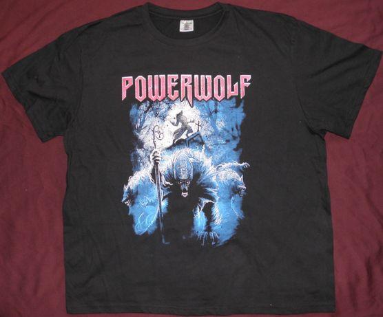 Tricou Powerwolf - Night Of The Werewolves si Lupus Dei