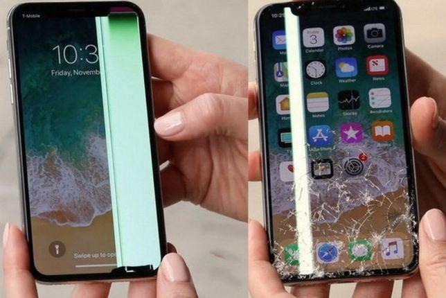 Запчасти для телефонов дисплей сенсор  айфон  экран Ремонт iPhone зам