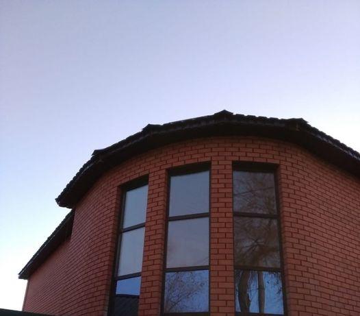 Кровельные работы, ремонт крыши, установка снегозадержателей, водосток