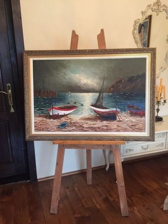 Tablou pictura pe pânza