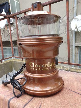 Оригинална италианска машина за горещ шоколад