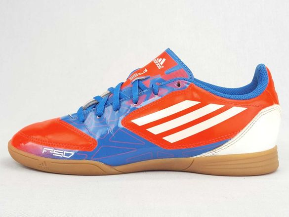 Adidas F5 JR Футболни Бутонки Обувки без шипове за зала 38 38.5 24cm