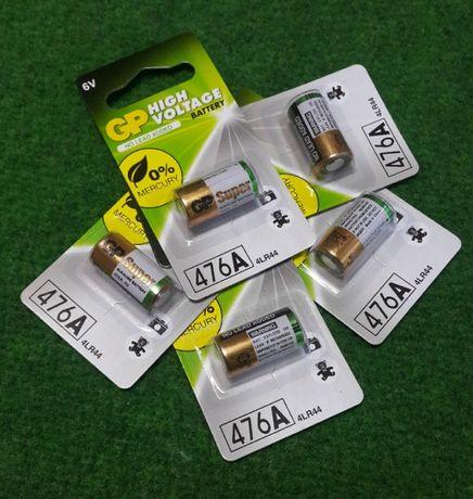 Алкална батерия 6v GP 476A 4LR44 28A CR2 фотоапарат нашийник за куче