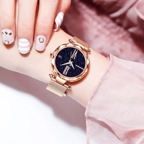 Разпродажба Дамски Кварцов часовник с магнитна каишка Промоция спешно