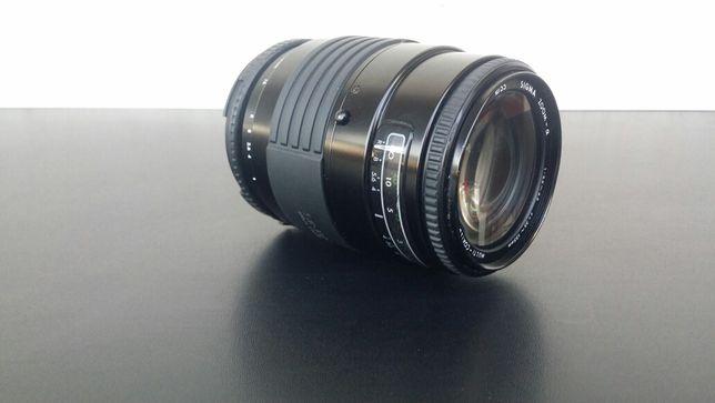 Obiectiv - SIGMA - 35 - 135 - mm - 1:3.5 - 4.5 - zoom -montura - Nikon