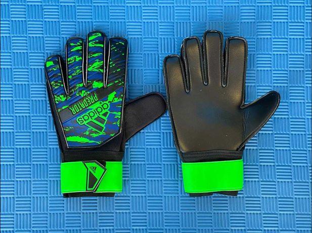 Футбольные перчатки вратарские вратаря Adidas Predator