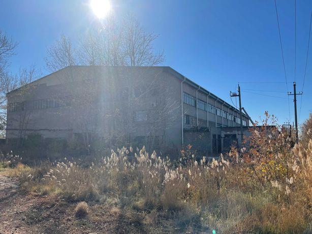 Продам промышленное здание 4000 кв. м.