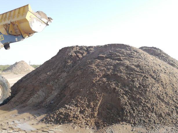 Песок мытый для стройки. Дермене