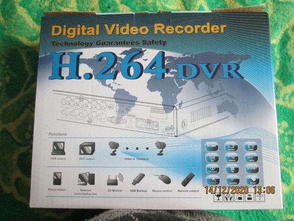 Комплект за видео наблюдение