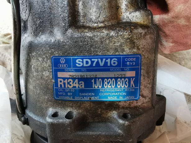 Compresor clima Skoda octavia 1, 1.9 tdi ALH an 2004