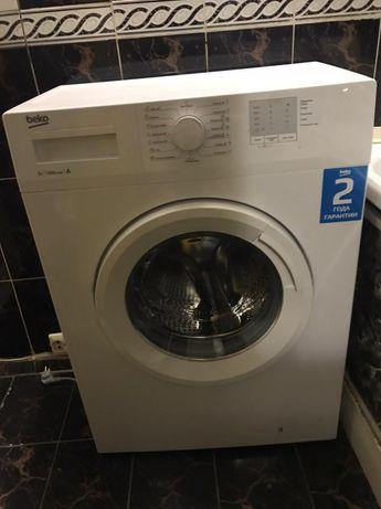 Продам стиральную машинку новую