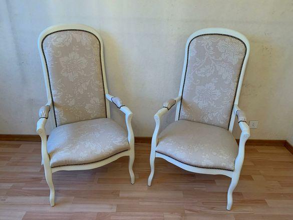 """Френски кресла """"Волтер"""""""