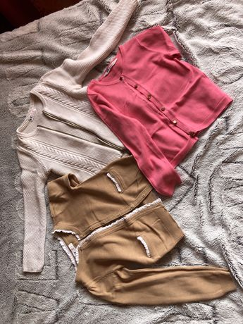 Set patru bluze fete
