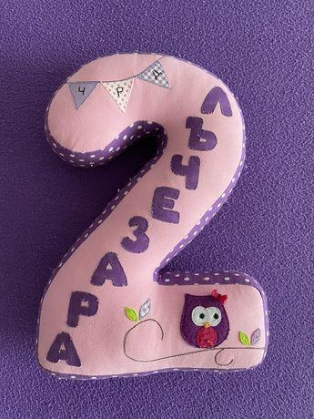 Цифра / двойка / рожден ден