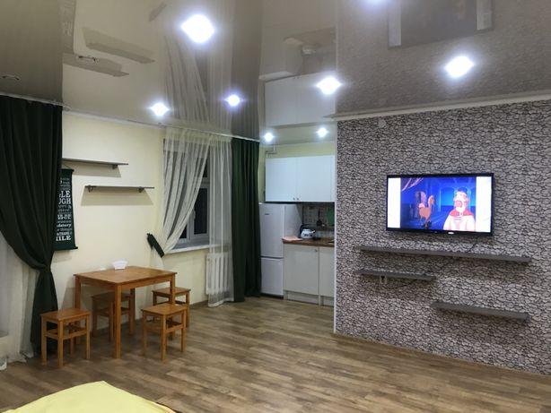 Квартира посуточно VIP 6 мкр, 1 ком, 1 этаж