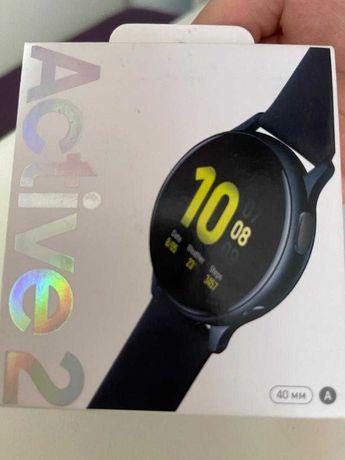 Samsung Galaxy Watch Active2 Aluminium SM-R830 40mm Black