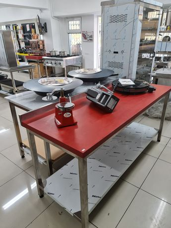 Стол для мясо, полетиленовый стол, разделочный стол