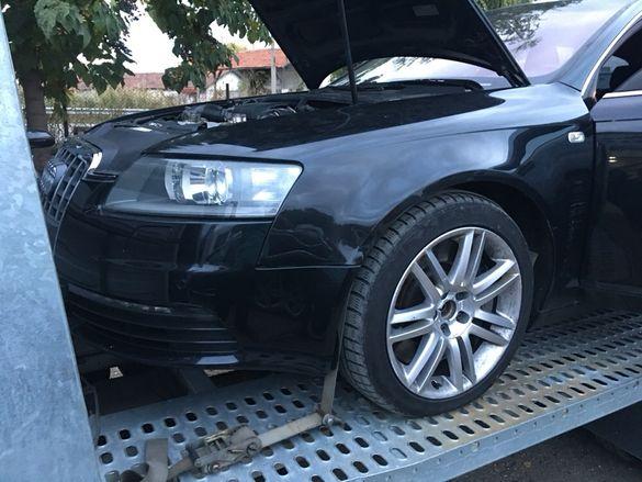 Audi S6 5.2 V10 435кс На Части Carbon ауди с6 гр. Пловдив - image 2