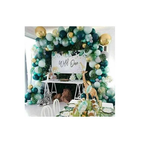 Set 167 baloane si accesorii pentru petrecere TZ200