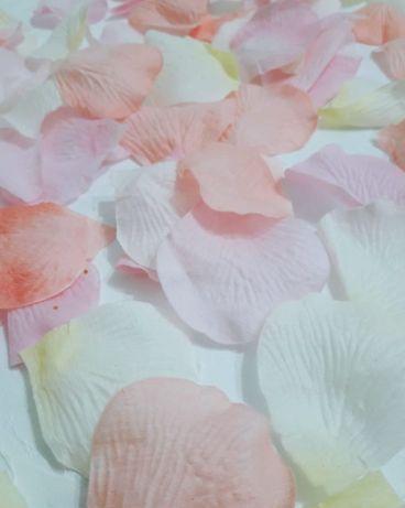 Лепестки цветов, для фото в инстаграм
