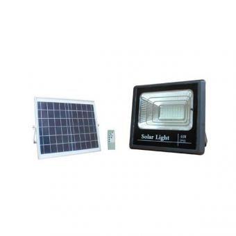 Proiector LED solar cu telecomanda 40W in Oradea