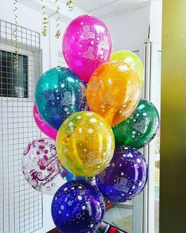 Гелиевые шары. Шары от 350т .