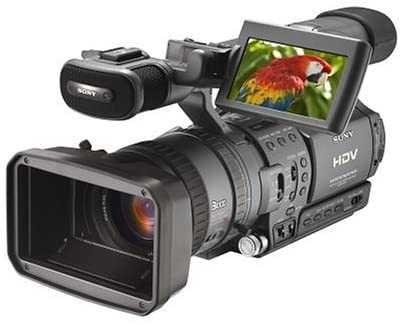 Продам видеокамеру Sony HDR-FX1E