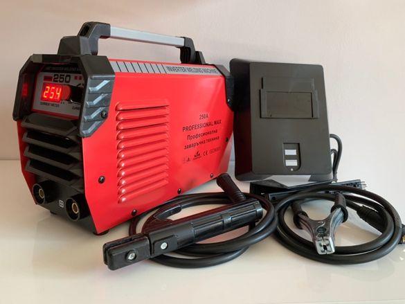 Топ Цена! 250 Ампера ЕЛЕКТРОЖЕН /серия RED/ PROFESSIONAL електрожени