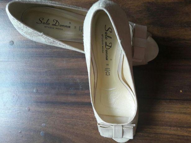 Pantofi mireasa/ocazie Solo Donna