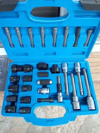 Комплект инструменти за алтернатори -30 части