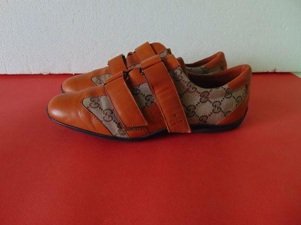 Gucci номер 37 1/2 Оригинални дамски спортни обувки