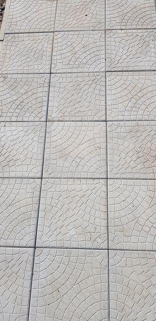 Vand pavaj din beton