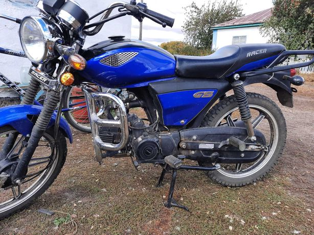 Мотоцикл ракер 110кубов