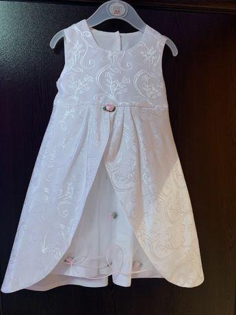 Детска рокля за кръщене/шаферка
