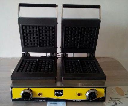1.Единичен електрически Професионален гофретник Цена - 390лв.. 250/4