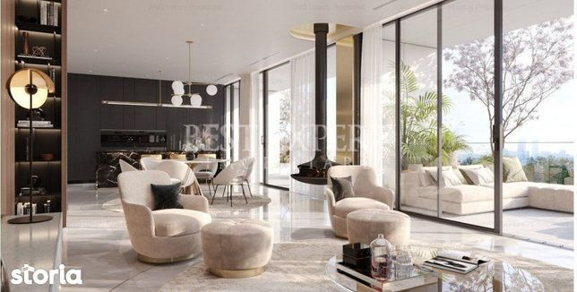 Penthouse superb   Terasa 60 mp   Incalzire in Pardoseala IKEA Pallady