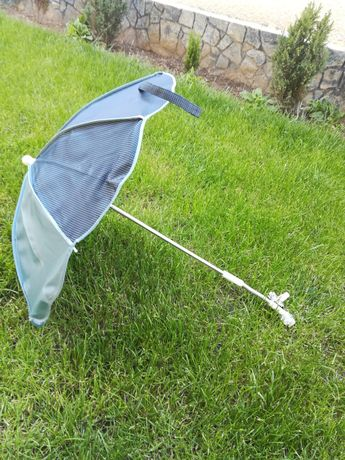 Прадавам детско чадърче за количка