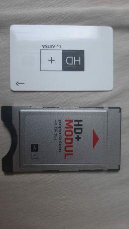 Vând  receptor /modul / cam ci + HD  + pentru decodare canale nemțești
