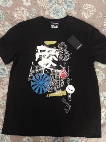 2 tricouri dsquared 2 originale