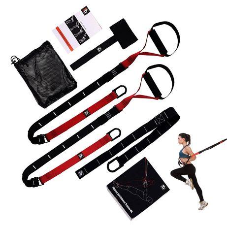 Benzi Fitness tip TRX. Suspension Trainer echipament antrenament acasa