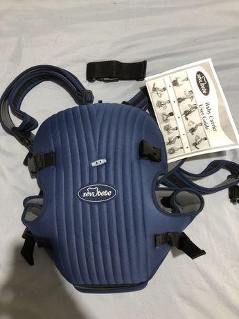 Продается детский новый рюкзак- кенгуру. Производство Турция.