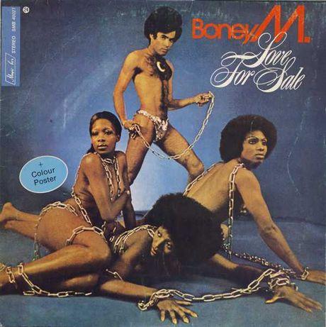 Пластинка винил Boney M. – Love For Sale