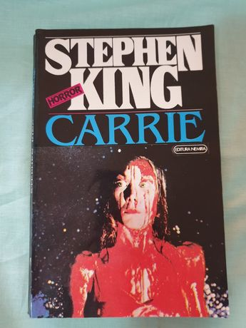 Carte Stephen King - Carrie