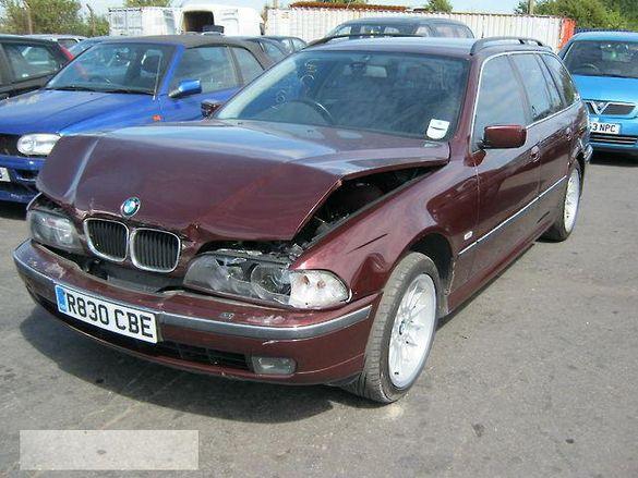 Продавам БМВ BMW 530 D комби, автоматик типтроник на части
