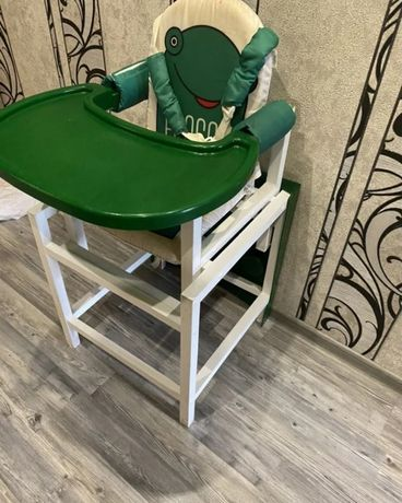 Детский стульчик трансформер для кормления