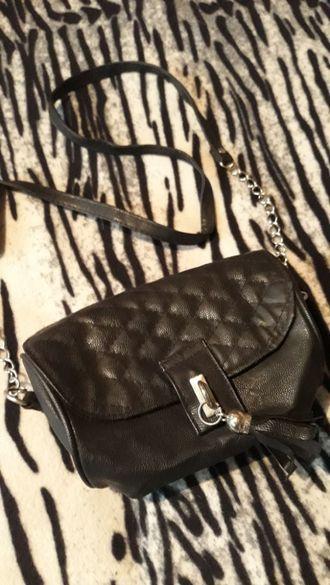 Дамска чанта/естественна кожа