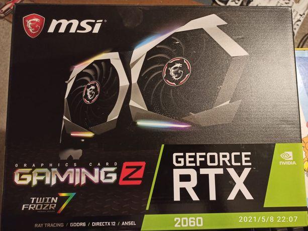 MSI GeForce RTX 2060 Gaming 6 gb